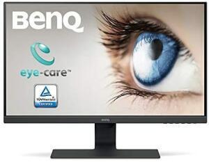 "Monitor BenQ 23.8"" FullHD IPS, Altavoces,Flicker-free"