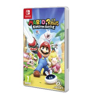 Nintendo Switch Mario + Rabbids Kingdom Battle