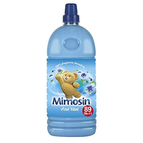 Mimosin Concentrado Suavizante Azul Vital 89 lavados