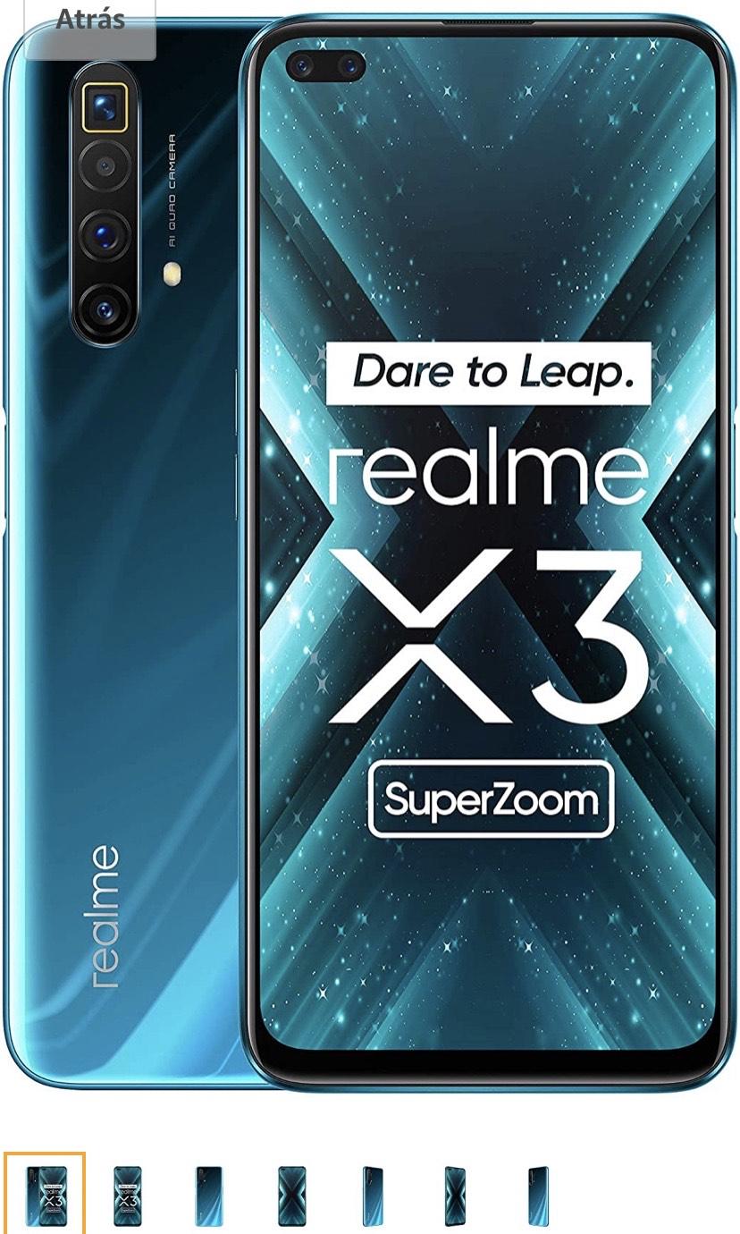 Realme X3 Super Zoom - 8+128Gb - 399,9€