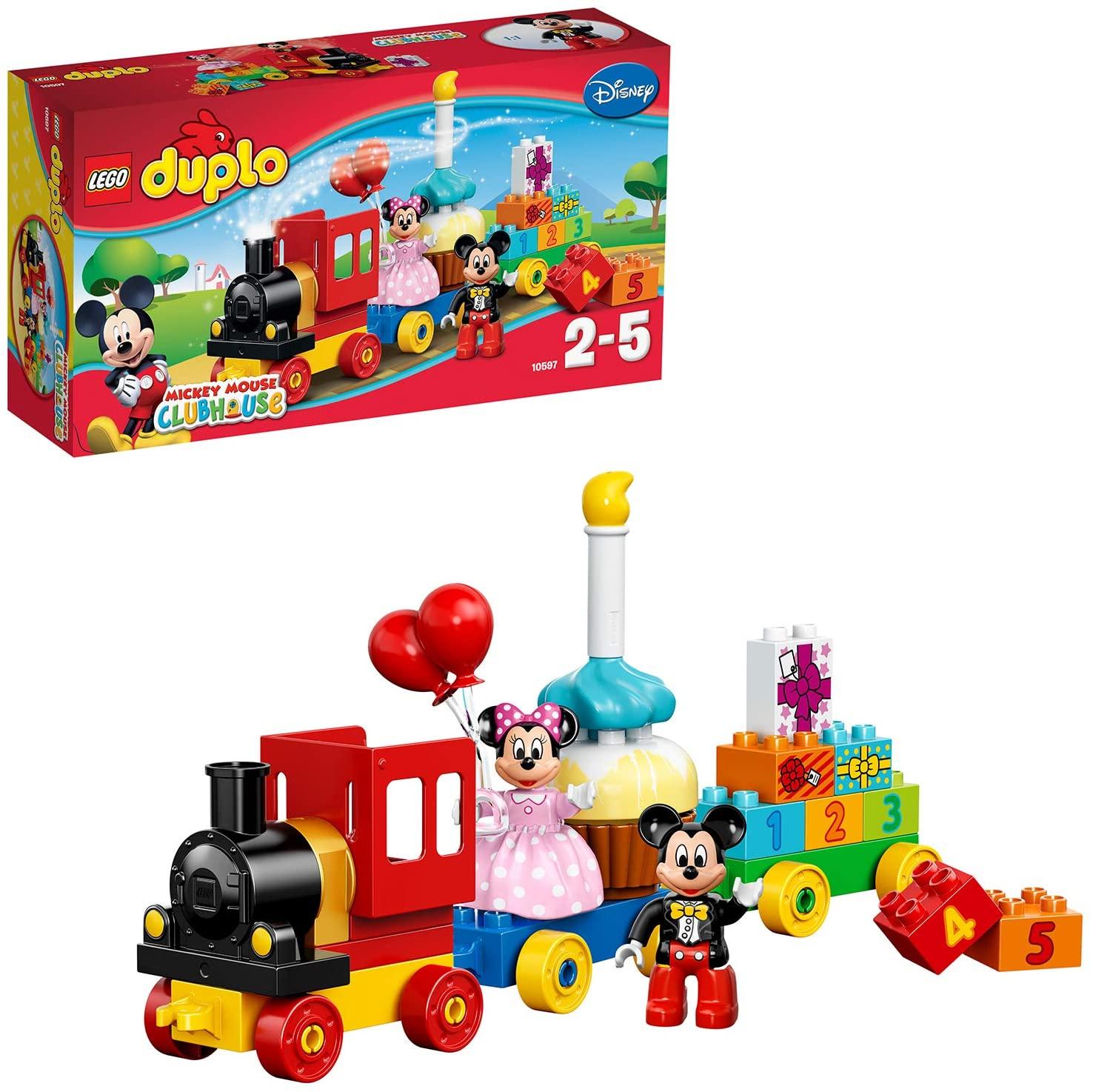 Lego-El Desfile de Cumpleaños de Mickey y Minnie