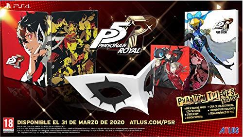 Edición Coleccionista Persona 5 - Royal Phantom Thieves Edition