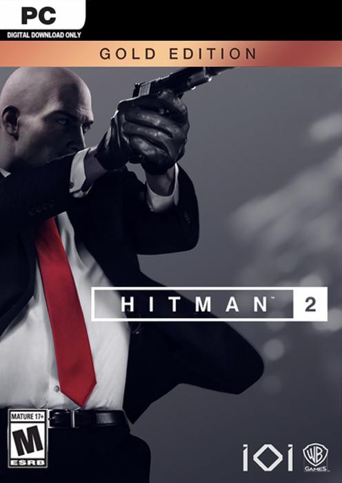 Hitman 2 Gold Edition (Steam) 11,19€ (CDKeys)