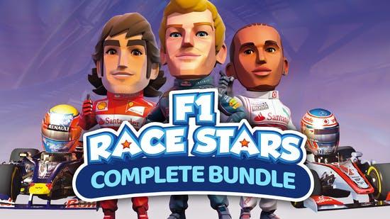 F1 Race Stars, 1 Juego + 13 DLC para Steam