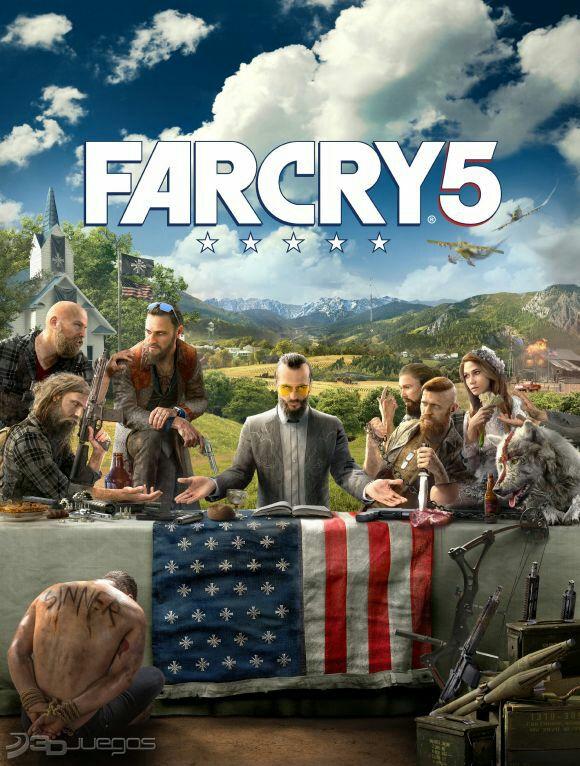FARCRY 5 Deluxe Edition (Lanzamiento 27 Feb 2018)