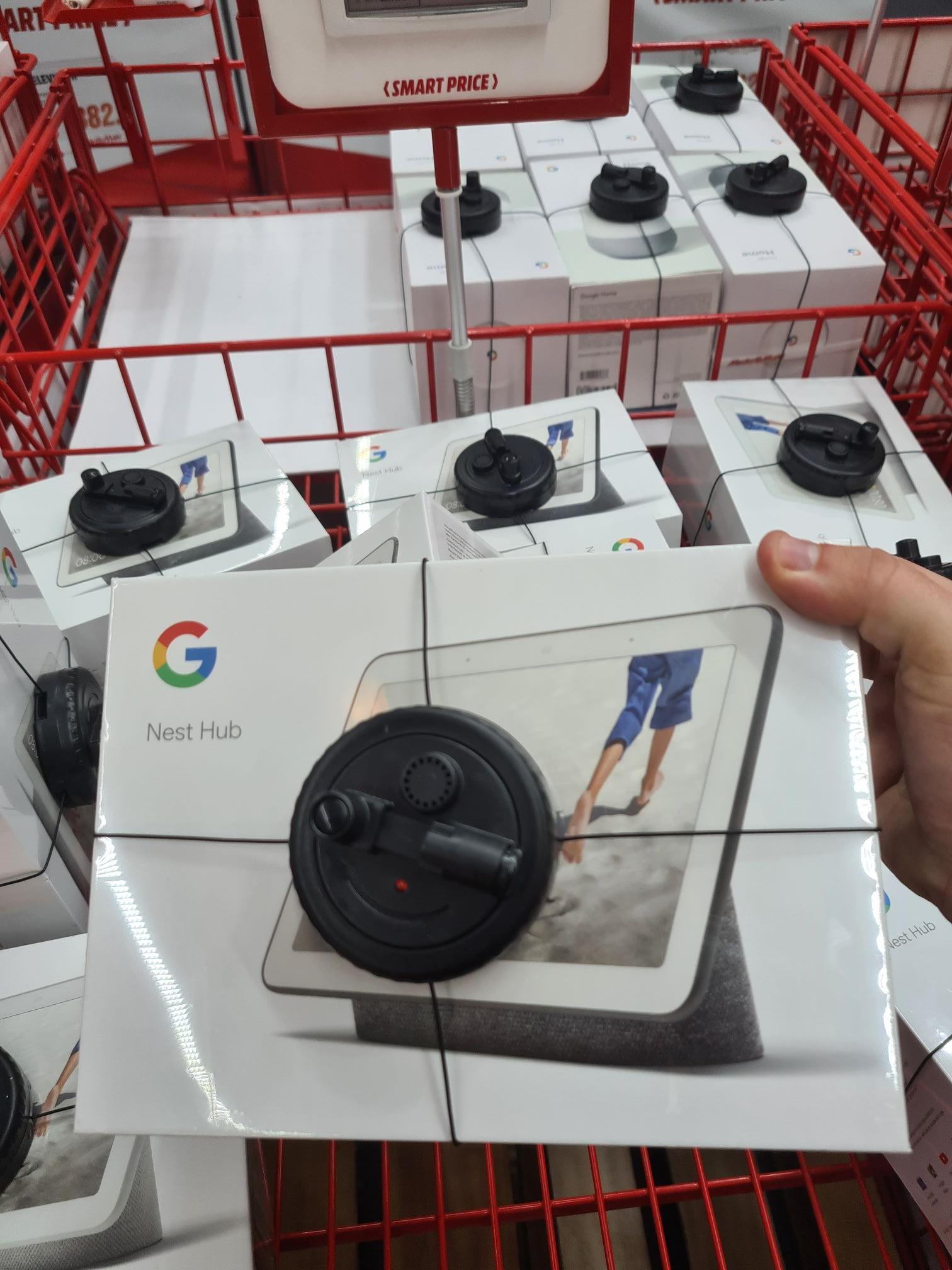 Asistente de Google - Mediamarkt Vallecas