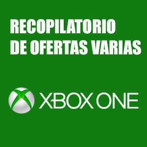 XBOX :: 90% descuentos +240 Juegos y DLC (Packs, Xbox One y Windows)