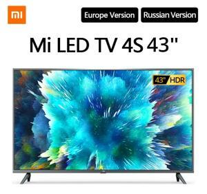 "TV XIAOMI MI TV 4S 43"" LED 4K UHD smart TV - Envio desde España"