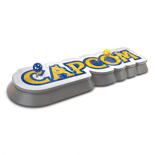 Capcom Home Arcade con 16 juegos