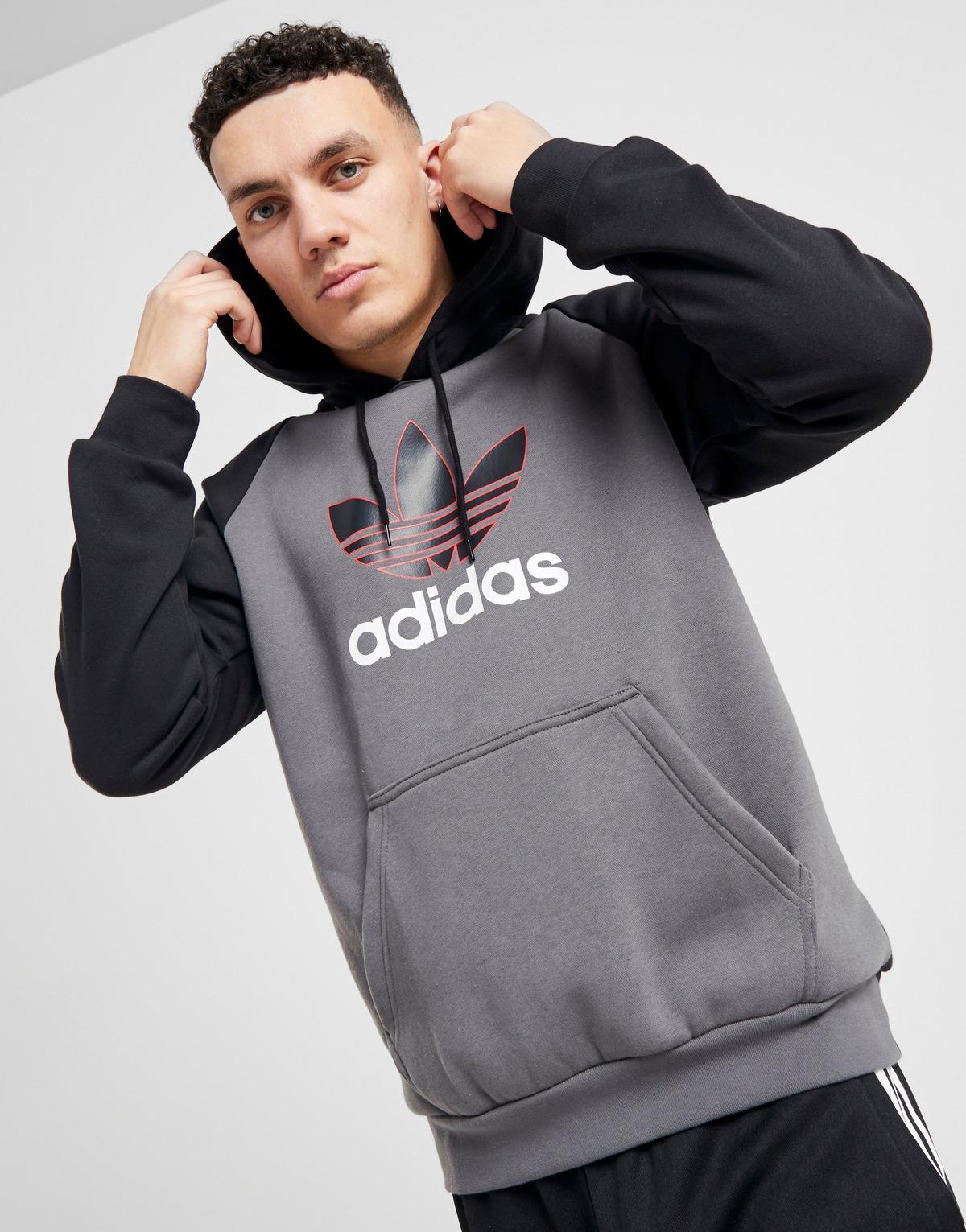 Adidas Originals sudadera con capucha Linear 2.0 Muy rebajada