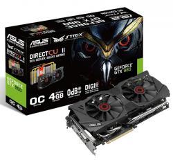 Asus GeForce GTX 980 Strix OC 4GB GDDR5