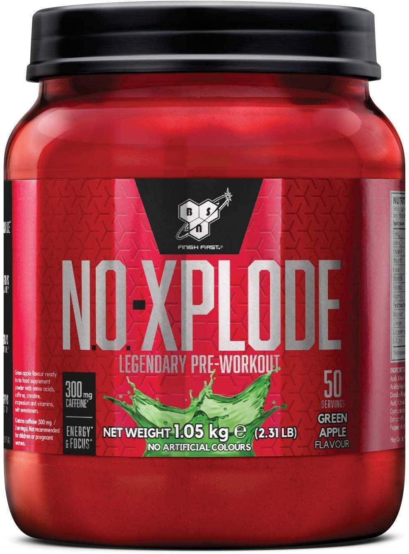 BSN Nutrition N.O.-Xplode, Suplementos Deportivos Pre Workout
