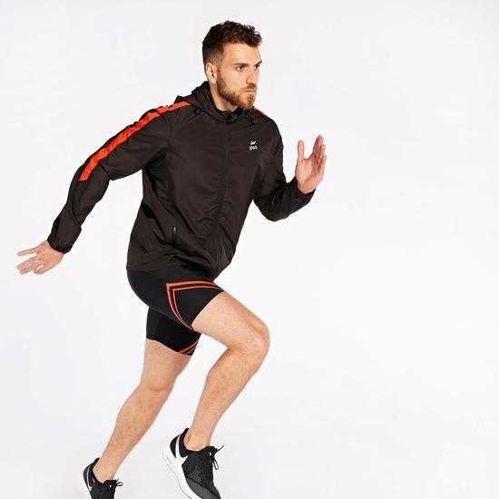TALLAS L y XL - Cortaviento Running Ipso Combi 2, Cortaviento para Hombre