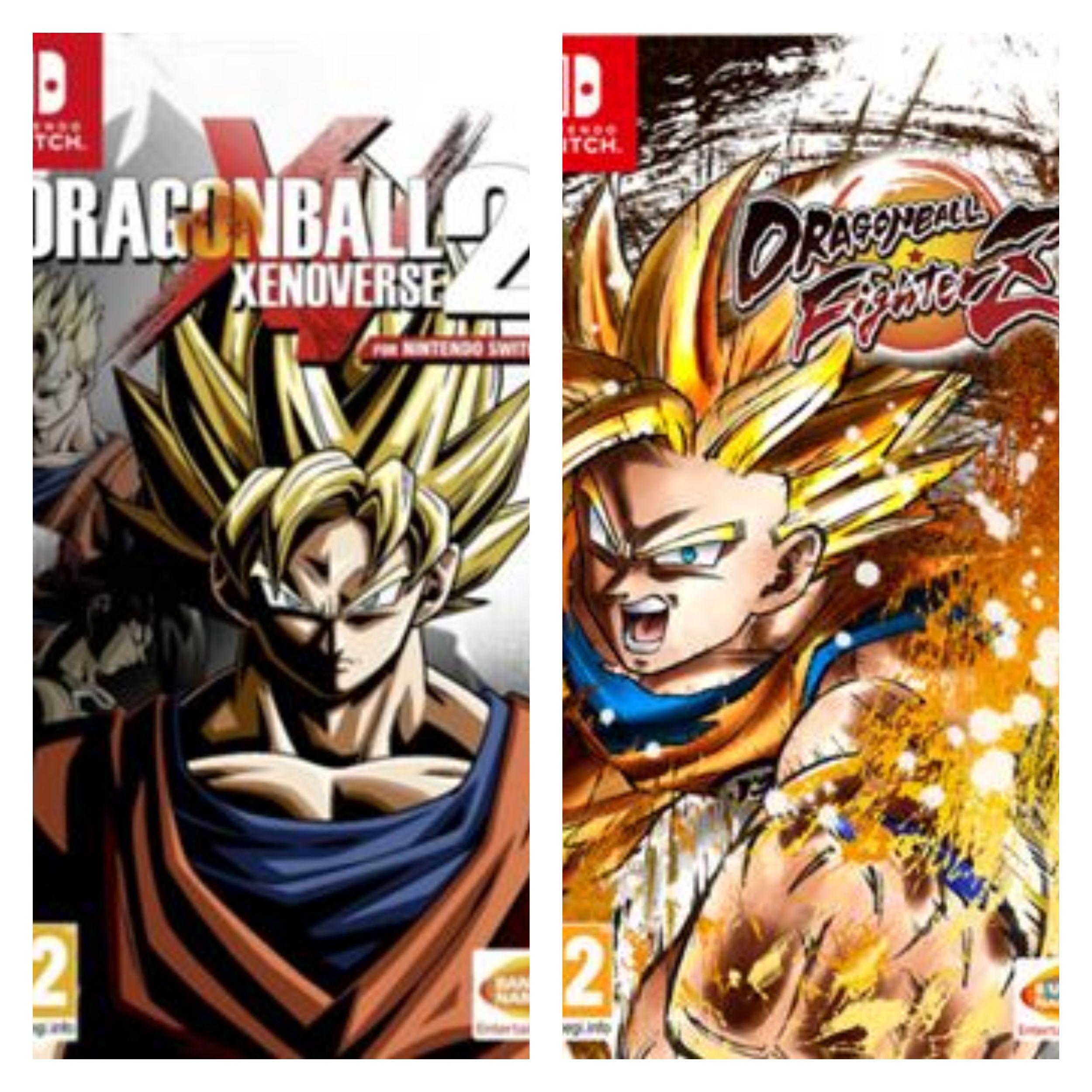 Dragon Ball Switch (Alcampo Utrillas)