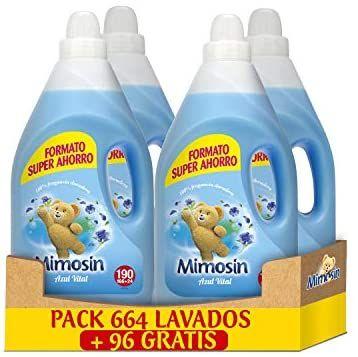 Mimosin Pack de 4 - 760 lavados