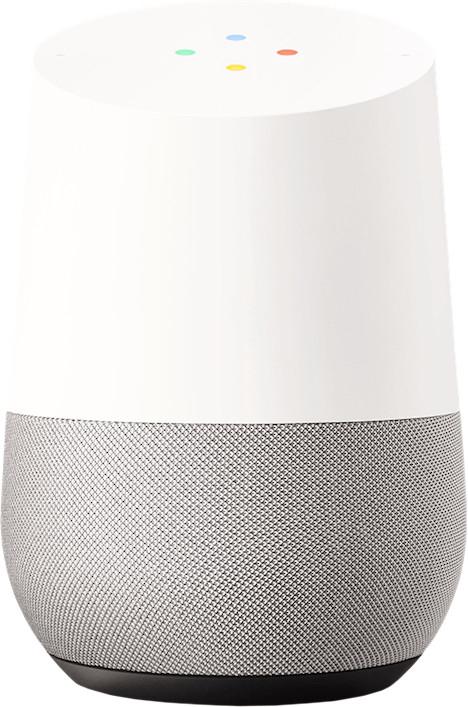 Altavoz inteligente - Asistente Google Home, Smart Home, Domótica, Bluetooth, Sonido 360º, Tiz