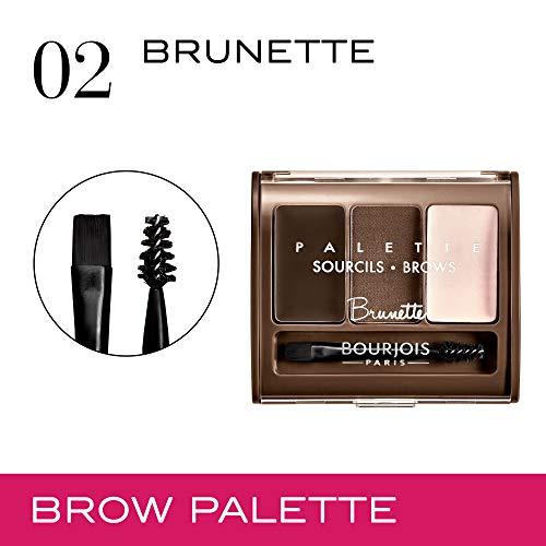Bourjois Brow Palette Kit (2 tonos)
