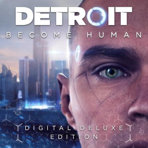 Detroit Become Human Deluxe Edition (+ Heavy Rain) PS4 por solo 13€