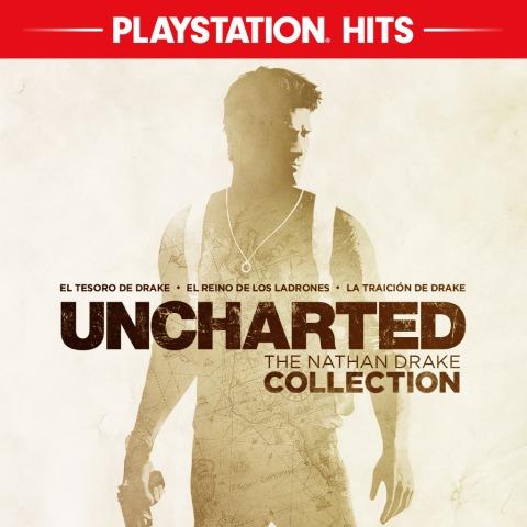 Trilogía Uncharted por solo 9,99€ y Uncharted 4 por solo 9,99€