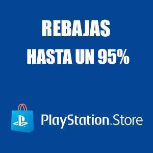 PlayStation Store :: Rebajas hasta un 95% (Semanales)
