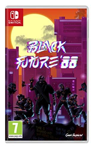 Juego Black Future ´88 para Nintendo Switch