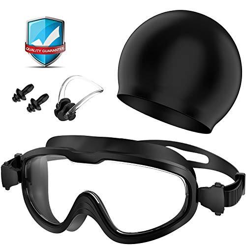 Gafas de Natación + accesorios