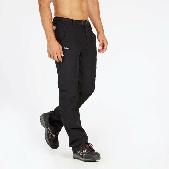 Pantalón de montaña boriken talla S, M y xl. Con envío gratis a tienda.
