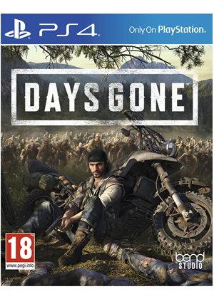 Days Gone (PS4, edición física)