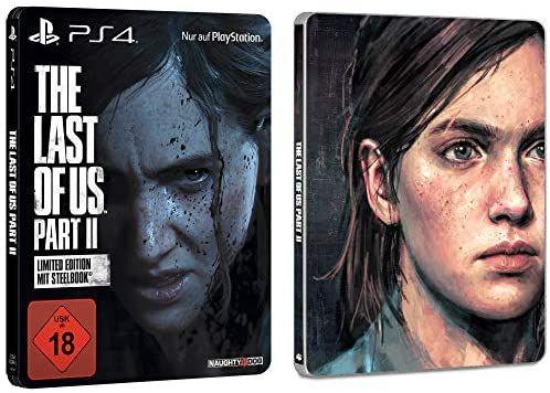 The Last of Us Part II - Edición Steelbook exclusiva [PlayStation 4] (Sin cortes)