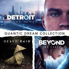 Detroit: Become Human + Heavy Rain + Beyond two souls [PS4 USA]