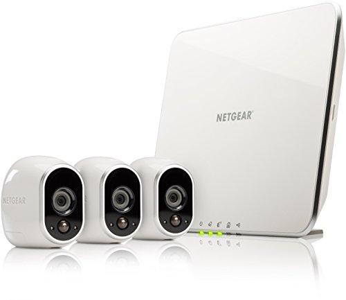 Sistema de vigilancia Netgear Arlo