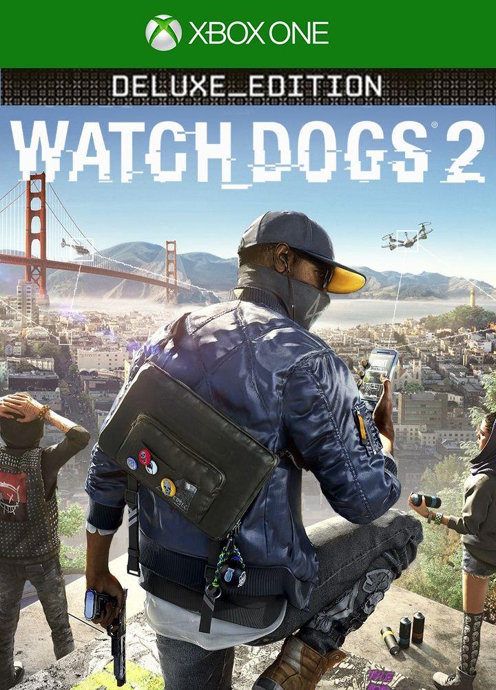 XBOX ONE: Watch Dogs®2 - **Edición Deluxe**