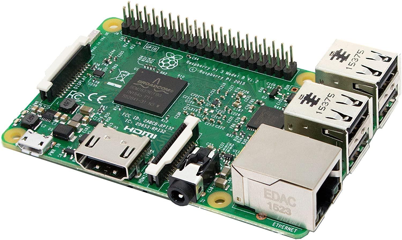 Raspberry Pi 3 Model B solo 24.9€