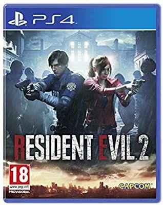 Resident Evil 2 Remake por 14,68€ // 2 uds por 24,18€