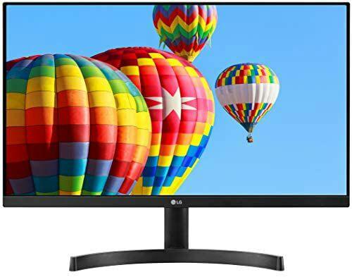 "Monitor LG de 24"" Full HD / IPS / 75 Hz / 5 ms"