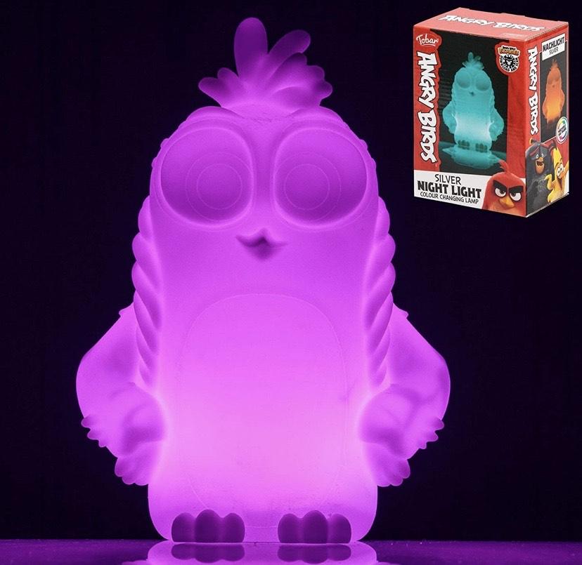 Luz de noche Tobar 36758 Angry Birds Night