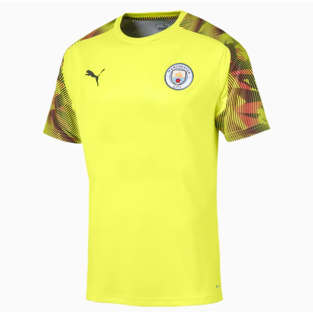 Camiseta de entrenamiento para hombre Man City (Ver descripción)