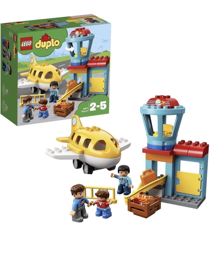 LEGO DUPLO - Town Aeropuerto,