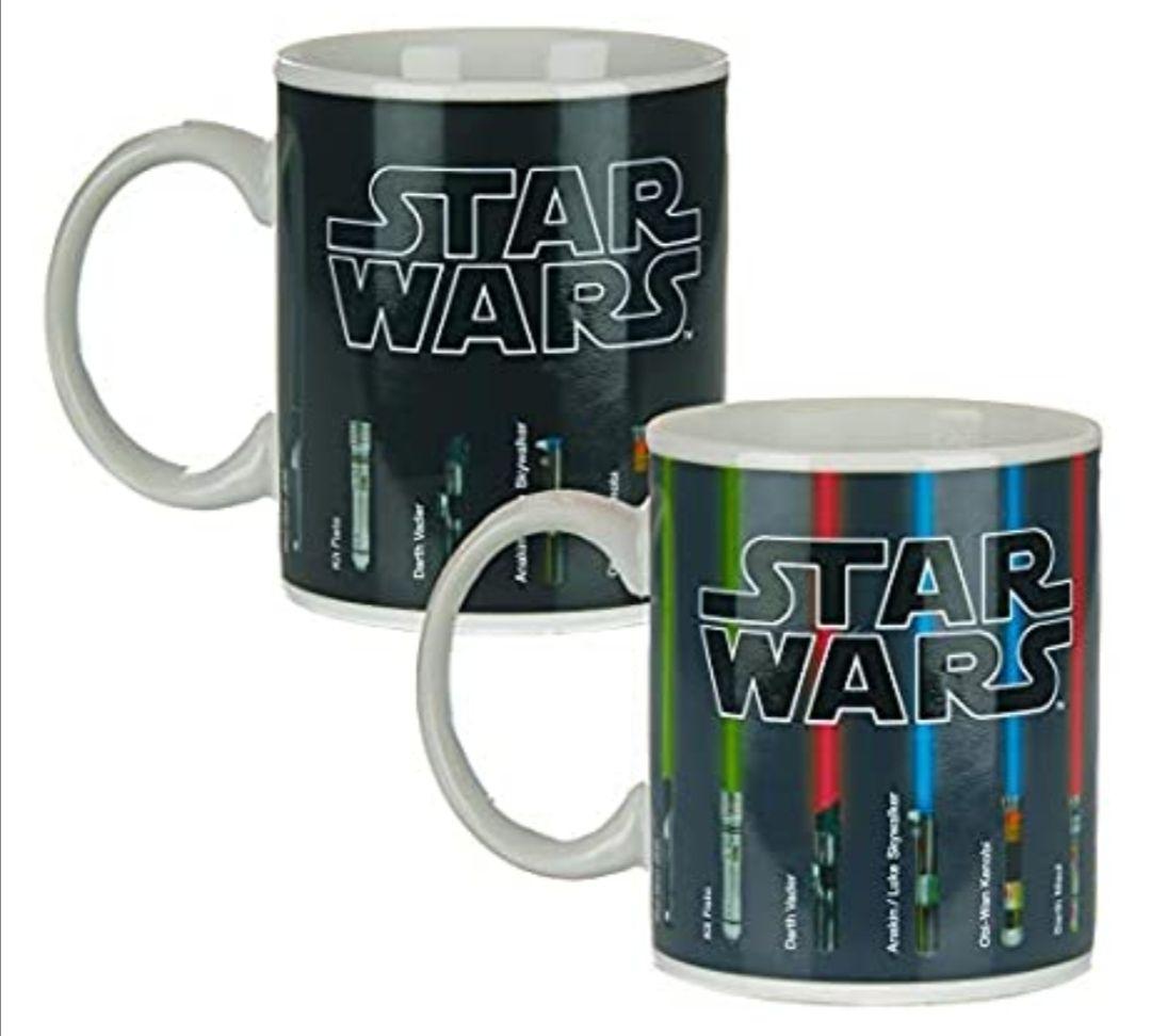 Taza de Star Wars Sable Laser