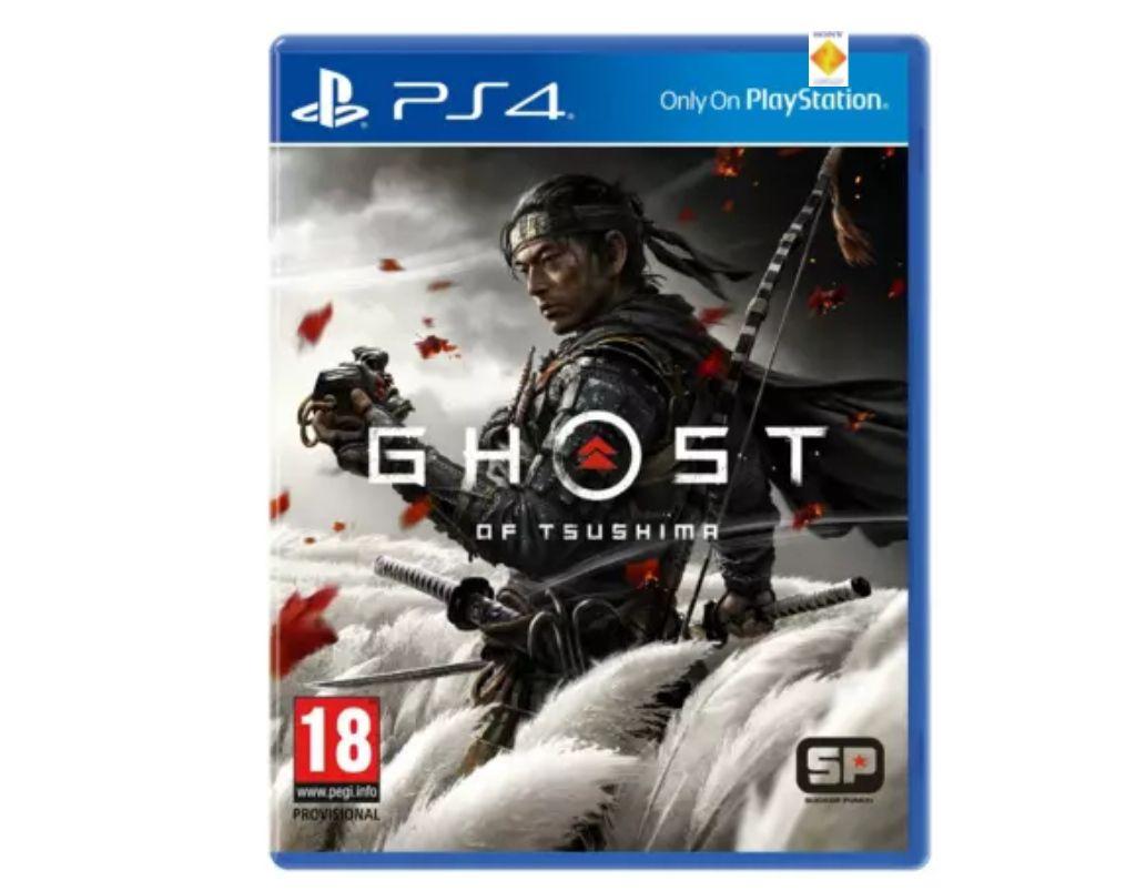 PS4 Ghost of Tsushima *Mínimo histórico*