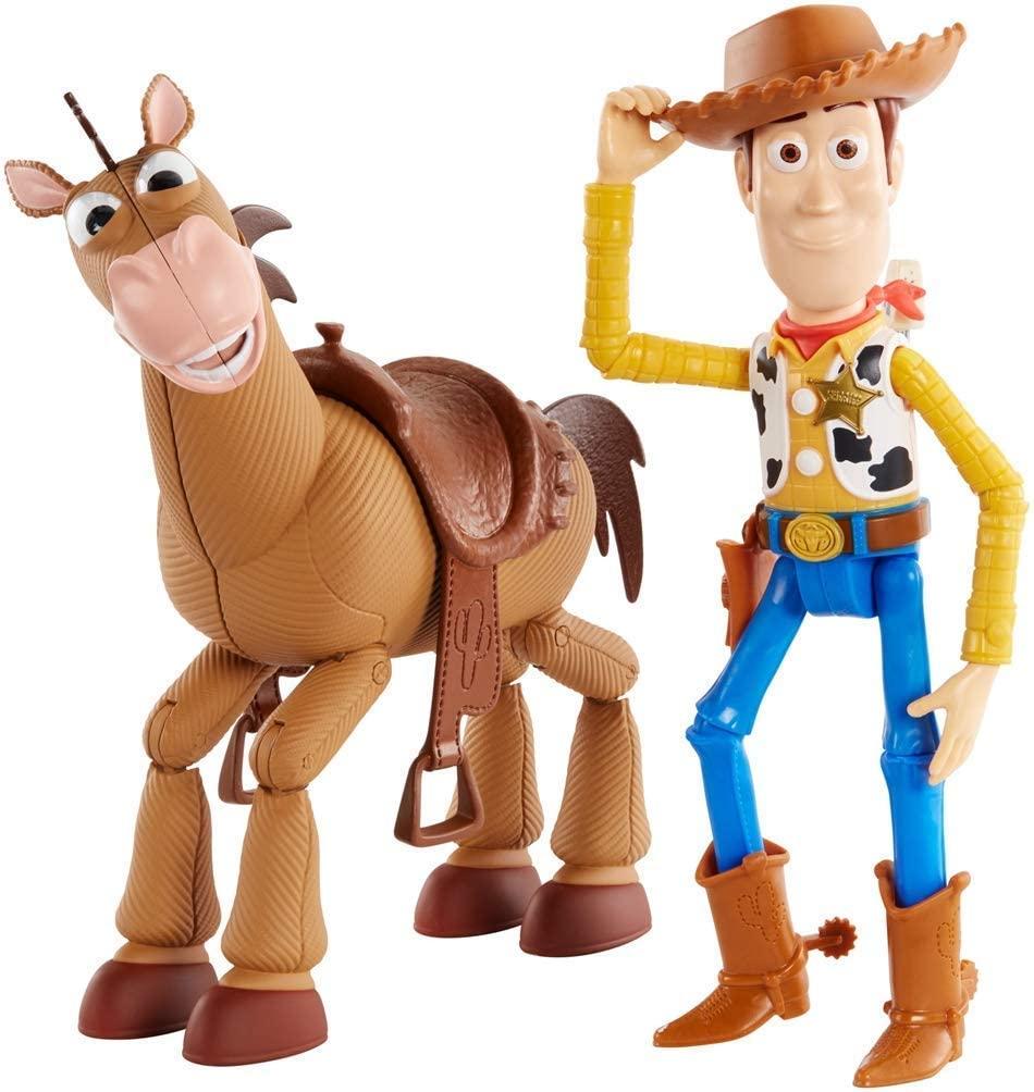 Woody y Perdigón Toy Story solo 17.9€ / mas figuras Toy Story en oferta
