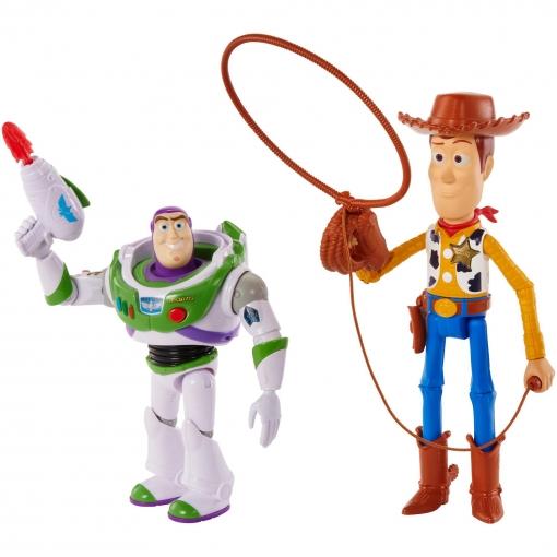 Toy Story 4 - Pack de 2 Figuras con Accesorios (Disponible Click&Collect)