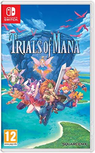 Trials of mana Switch