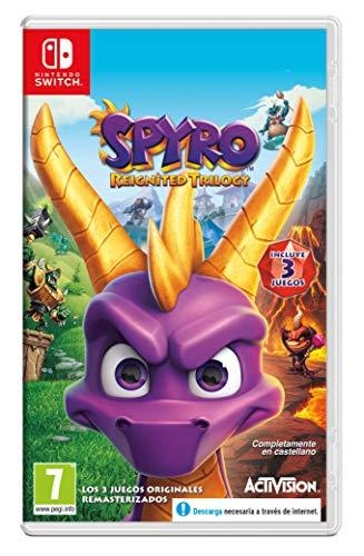 Juego Spyro Reignited Trilogy Para Nintendo Switch