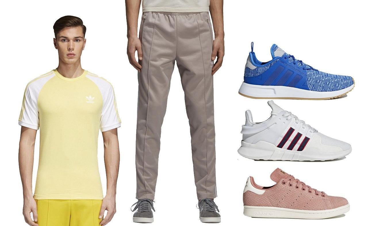 Día VI: 50%+20% EXTRA en +24 productos Adidas