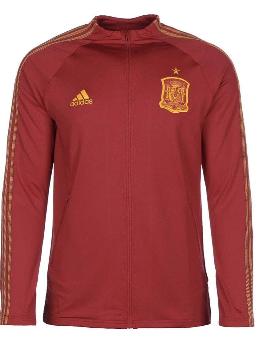 Talla M Chaqueta adidas Fef Anthem Jkt Sport Jacket