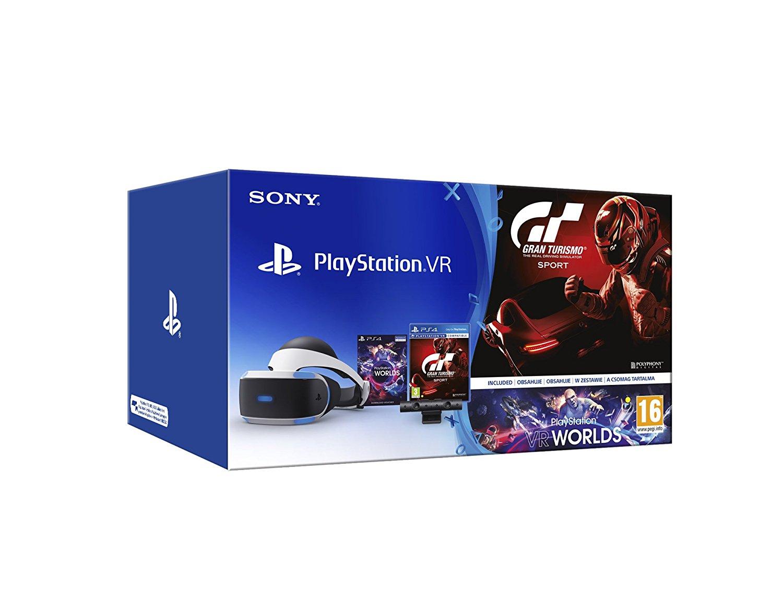 Playstation VR + camara + VRW + GT