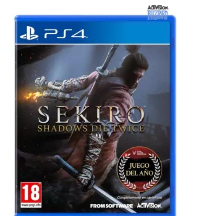 PS4 Sekiro: Shadows Die Twice *Mínimo*
