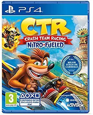 Crash Team Racing (Ps4 Físico)