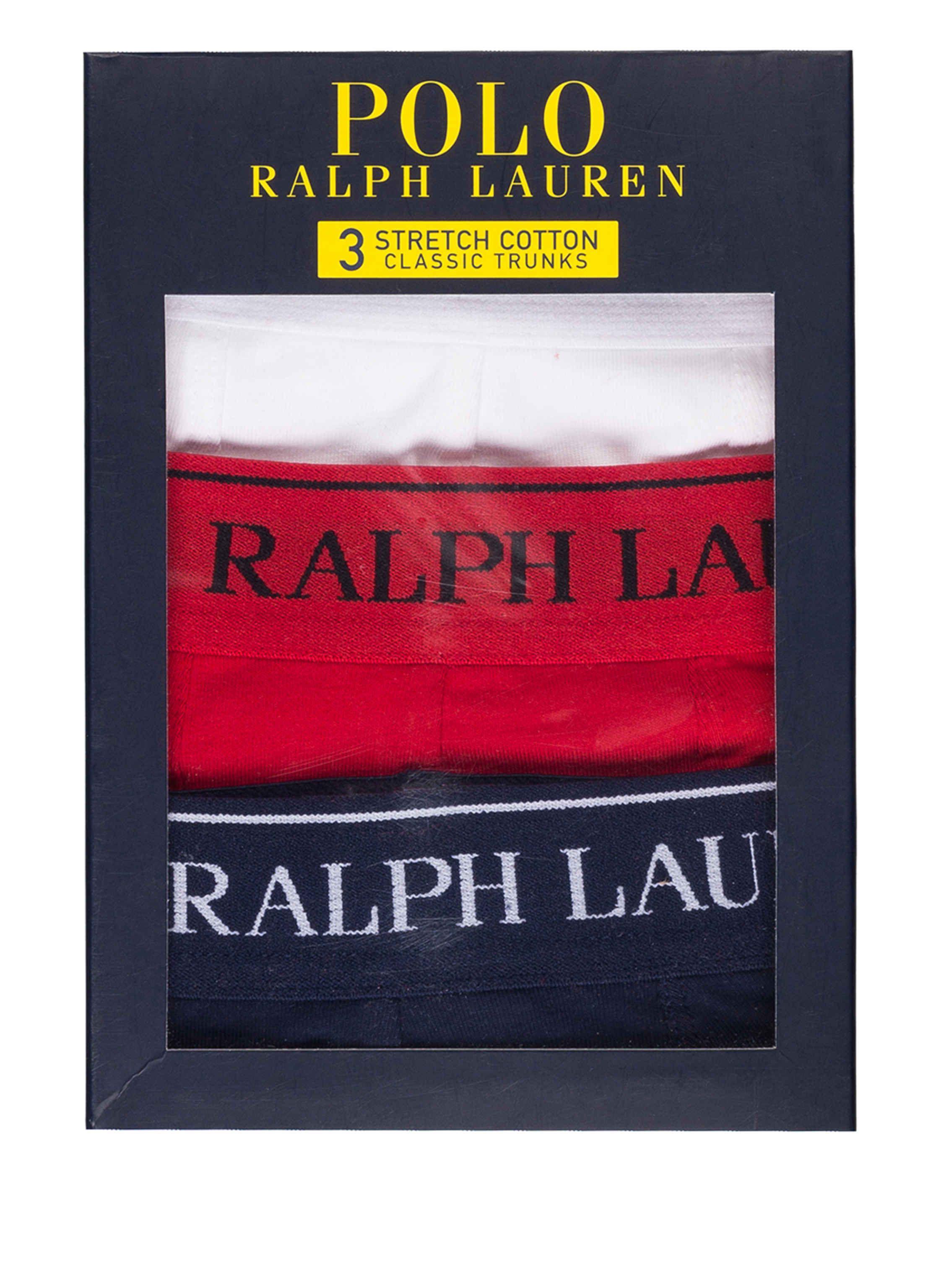 Bóxer Polo Ralph Lauren